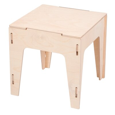 Caja Storage Ottoman Finish: Raw