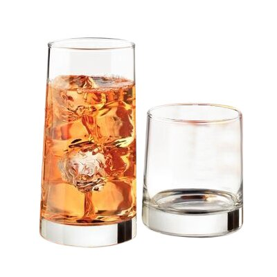 Cabos 16 Piece Glass Set 56047