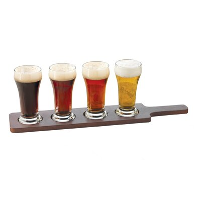 Libbey Craft Brews 5 Piece 6 oz. Beer Glass Set 16YS4