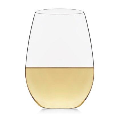 Signature Kentfield 21 oz. Stemless White Wine Glass 9016/NL