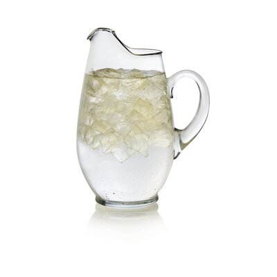 Libby Mario Glass 90 oz. Pitcher 1738055