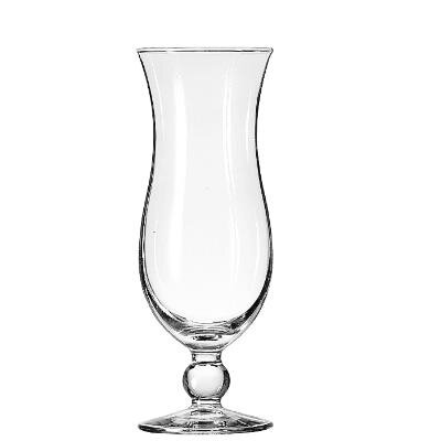 Hurricane Drinking Glasses Cocktail  14-1/2-ounce