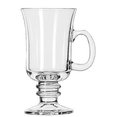 Warm Beverage Drinking Glasses Irish Coffee  8-1/2-ounce