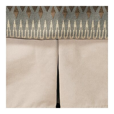 Rain Tailored Bedskirt Size: Queen