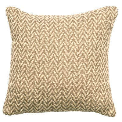 Mountain Storm Linen Throw Pillow