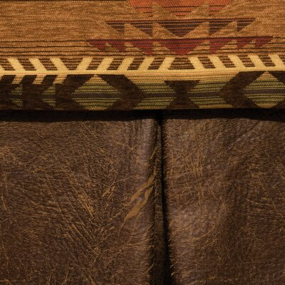 Stampede Bed Skirt Size: California King