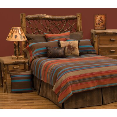 Tombstone II Bed Skirt Size: California King