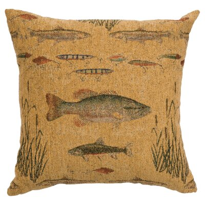 Reel Time Throw Pillow