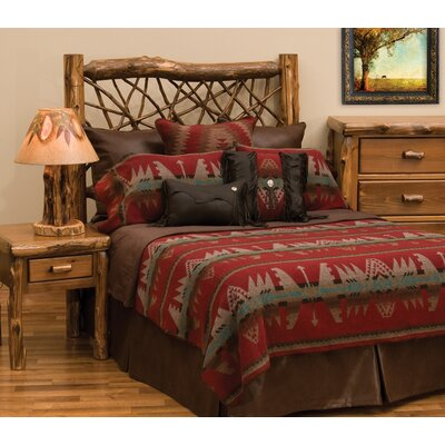 Yellowstone II Bed Skirt Size: California King