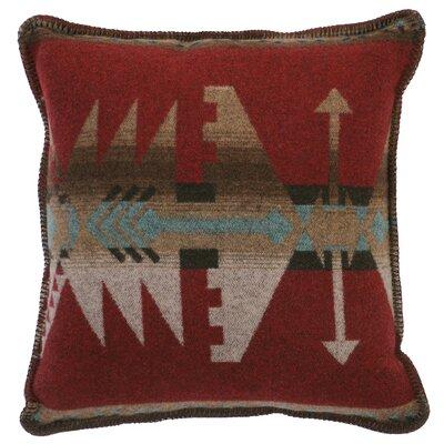 Yellowstone II Throw Pillow