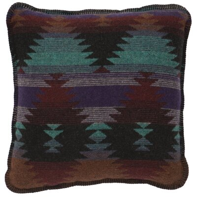 Painted Desert II Throw Pillow