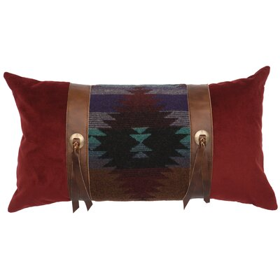 Painted Desert II Lumbar Pillow
