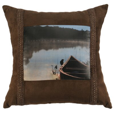 Lake Shore Throw Pillow
