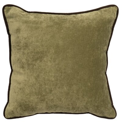 Lemongrass Throw Pillow