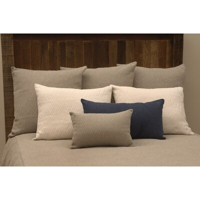 Naveen Mix & Match Duvet Cover Color: Oatmeal, Size: Super Queen