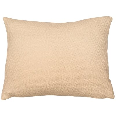 Naveen Mix & Match Sham Color: Cloud, Size: Standard