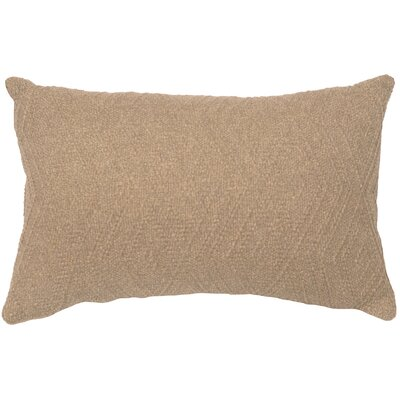 Naveen Mix & Match Lumbar Pillow Color: Oatmeal, Size: 12x18