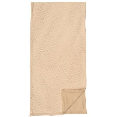 Naveen Mix & Match Bed Scarf Color: Cloud, Size: King