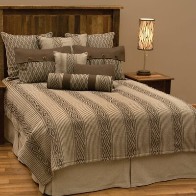 Urban Ranch Coverlet Set Size: California King