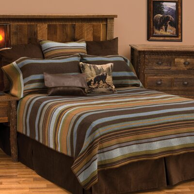 Hudson Coverlet Set Size: Super Queen