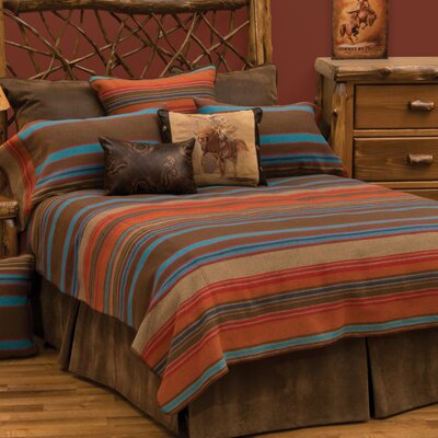 Tombstone II Coverlet Set Size: Super King