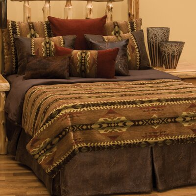 Stampede Duvet Cover Size: King