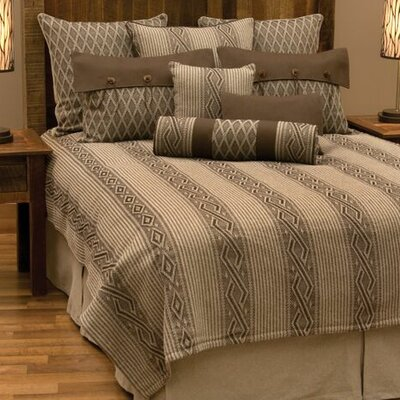 Urban Ranch Coverlet Size: California King