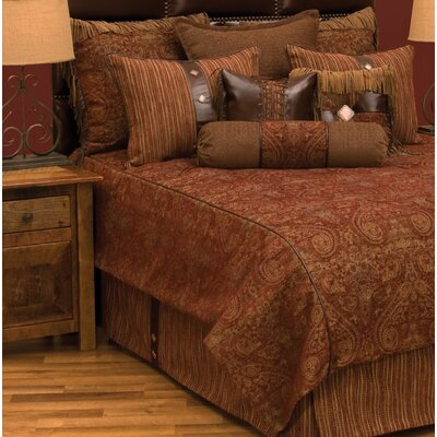 Milady Bed Skirt Size: California King