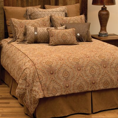 El Dorado II 7 Piece Duvet Cover Set Size: Queen