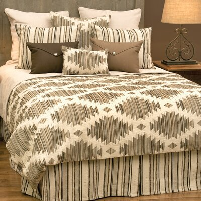 Caravan 7 Piece Duvet Cover Set Size: Super King