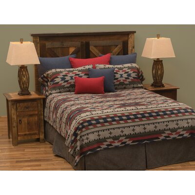 Mojave 7 Piece Coverlet Set Size: Super Queen