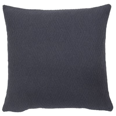 Mojave Euro Sham Color: Navy