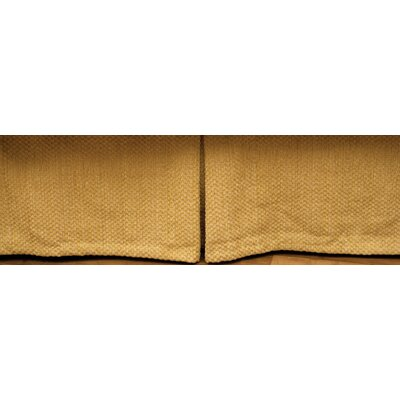 Hayfield Bed Skirt Size: Full
