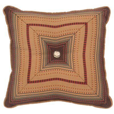 Appalachian Cotton Throw Pillow