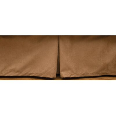 Appalachian Bed Skirt Size: California King