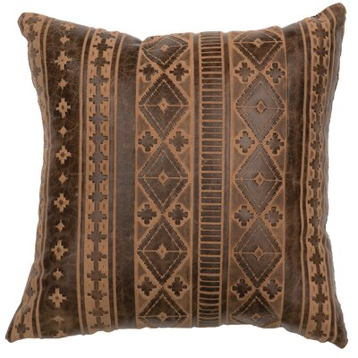 Embossed Throw Pillow