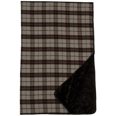 Shea Plaid Throw