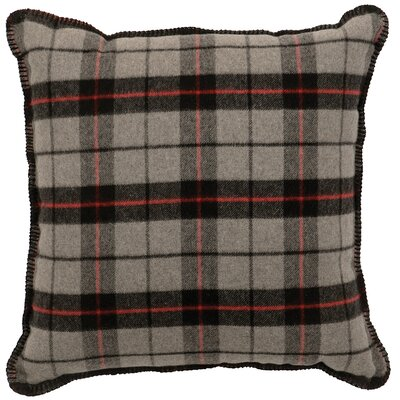 Shea Plaid Throw Pillow
