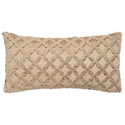 Frosted Gem Cuddle Fur Lumbar Pillow