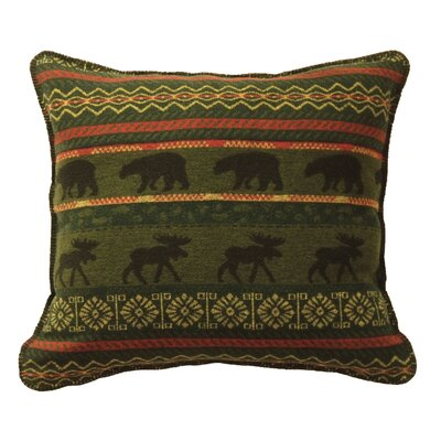 McWoods I Throw Pillow
