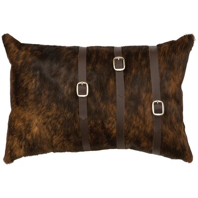 Hair on Hide Lumbar Pillow
