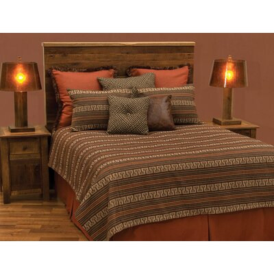 Monument II Coverlet Size: Super King