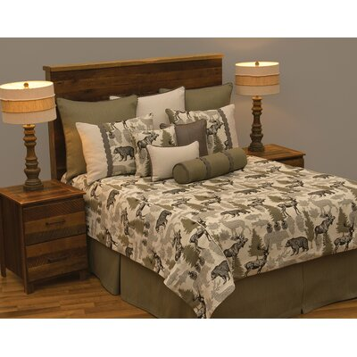 Braylon Deluxe Duvet Set Size: Super King