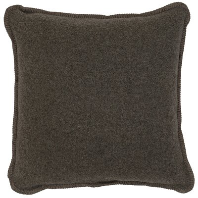 Jeffrey Throw Pillow Color: Gray