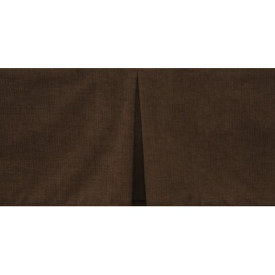Silas Bed Skirt Size: Twin