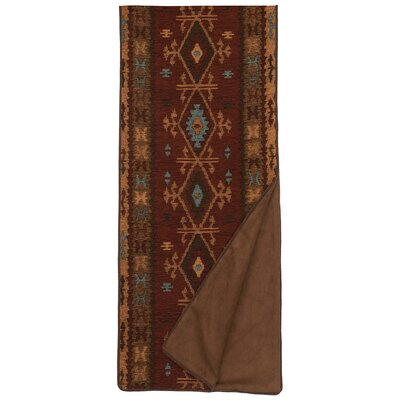 Israel Bed Runner Size: Twin