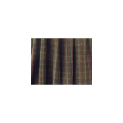 Cabin Bear Gathered Bed Skirt Size: Full