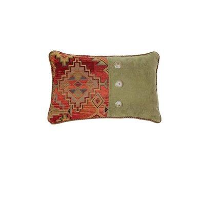 Bessie Gulch Lumbar Pillow