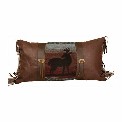 Deer Meadow Throw Pillow