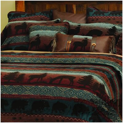 Deer Meadow Coverlet Collection